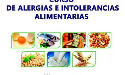 Curso de manipulador de alimentos y alergias e intolerancias alimentarias
