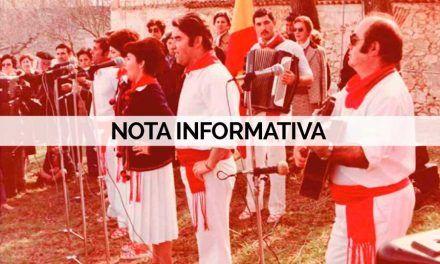 Nota informativa: XL Javierada de los Navarros
