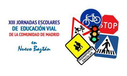 Nuevo Baztán recibe las XIII Jornadas Escolares de Educación Vial de la Comunidad de Madrid