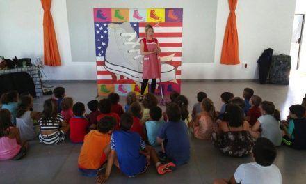 Más de 100 niños del municipio y alrededores disfrutaron de los Campamentos Urbanos