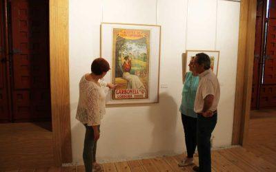 """Apertura Exposición """"Carteles comerciales españoles del siglo XX"""