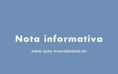Nota Informativa red agua de Eurovillas (20-9-2017)