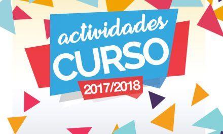 Actividades Curso 2017/2018