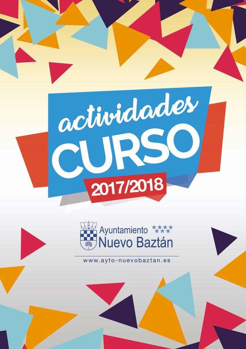 Descarga del folleto de Actividades Curso 2017/2018