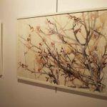 El pasado viernes se inauguro de la Exposición de la artista Lara Barco