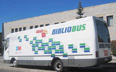 Horario invierno del BiblioBus en Nuevo Baztán