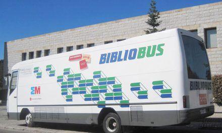 La Comunidad de Madrid acerca la cultura a los municipios de la región a través del Bibliobús