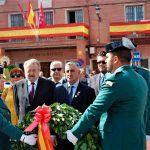 Día de la Fiesta Nacional, felicitaciones a Cuerpos y Fuerzas de Seguridad del Estado