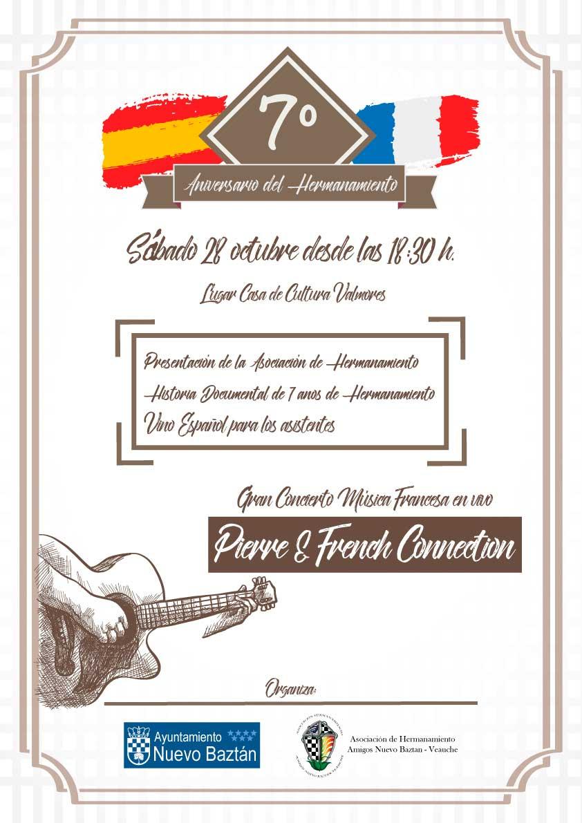 7º Aniversario Asoc. Amigos Nuevo Baztán Veauche