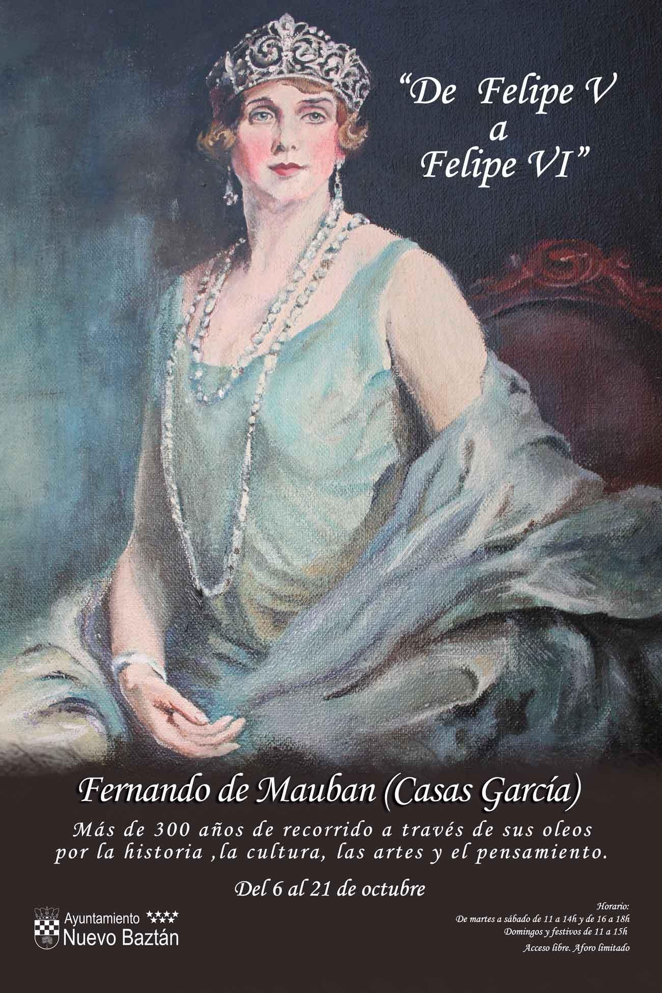 Exposición Fernando Mauban