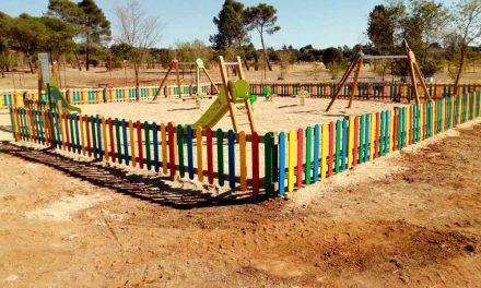 Nuevo parque infantil en Zona Valmores (PRISMA)