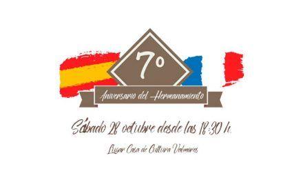 7º Aniversario del Hermanamiento Amigos de Nuevo Baztán y Veauche