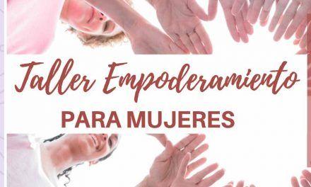 Taller de empoderamiento para mujeres
