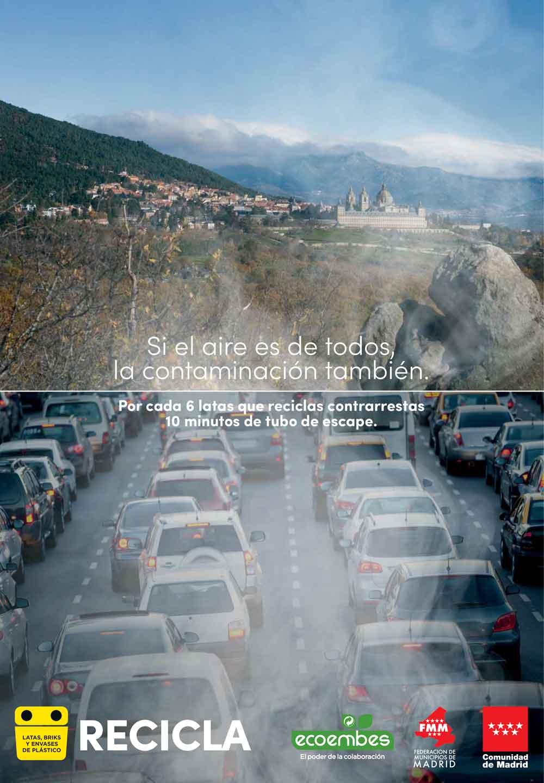Campaña Respira Recicla