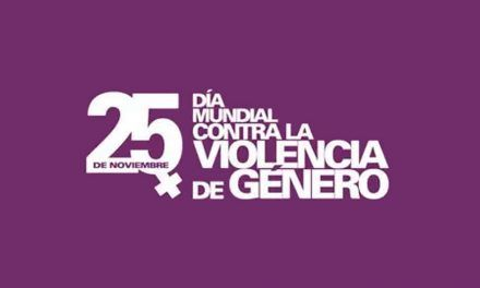 25 Noviembre Día Mundial contra la Violencia de Género