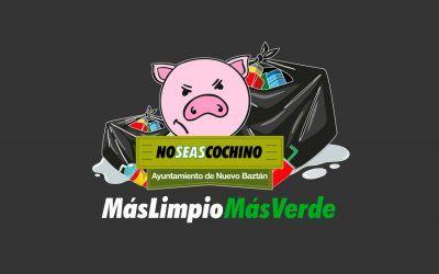 """""""No seas cochino"""" Nuevo Baztán: Más limpio, más verde"""