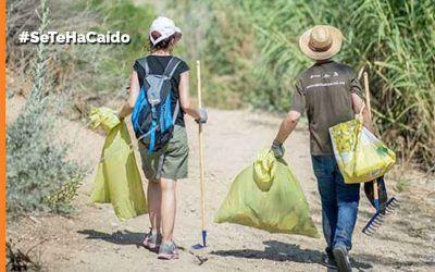 El proyecto LIBERA: Naturaleza sin basura #SeTeHaCaído