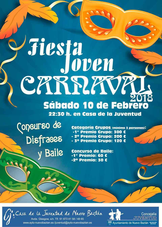 Fiesta Joven de Carnaval