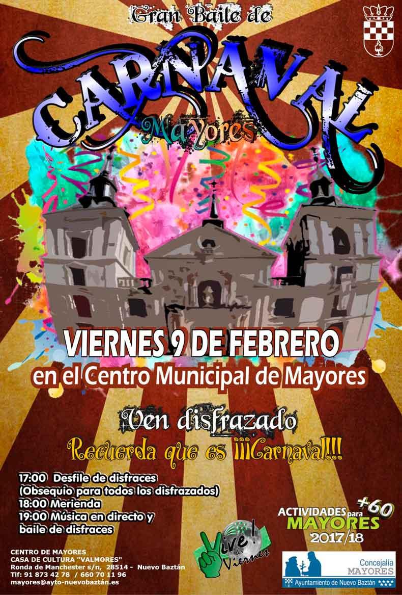 Fiesta Joven de Mayores