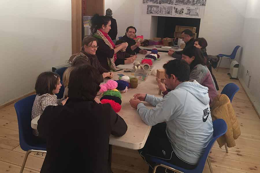 Arrancó el Programa Cultural de Talleres y Actividades en el Palacio Goyeneche