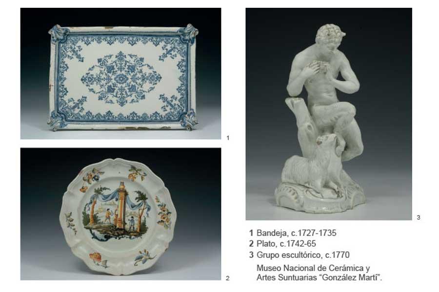 Barro, fuego y esmalte. La cerámica de Alcora del siglo XVIII (22 de marzo al 24 junio)