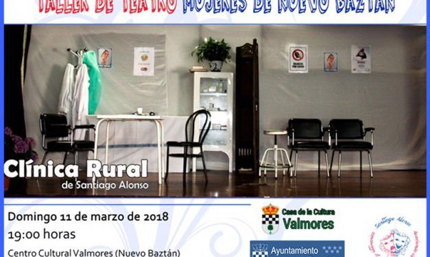 Obra de Teatro Clínica rural de Santiago Alonso