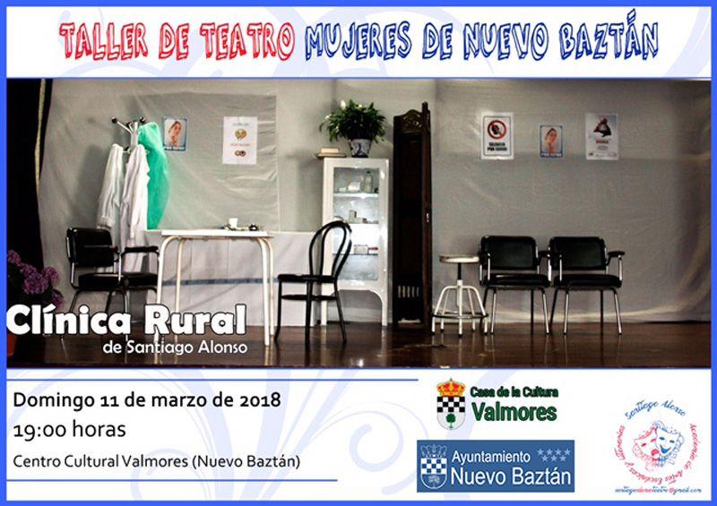 Taller de Teatro Mujeres de Nuevo Baztán