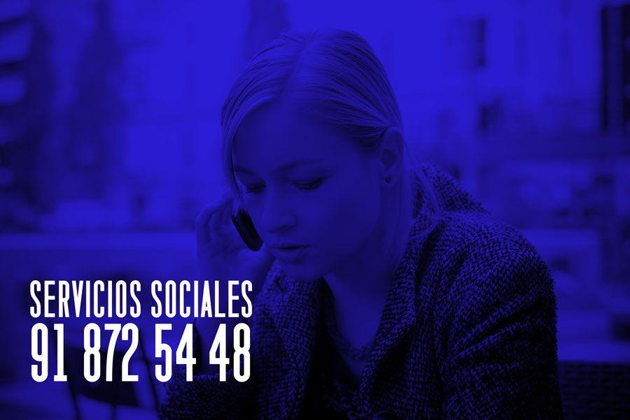 Ya disponible el teléfono de Servicios Sociales