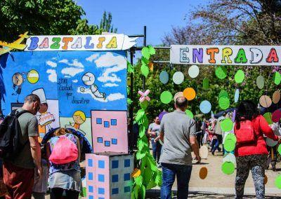 Ayuntamiento Nuevo Baztán - Fiestas Patronales 2018 8