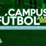 III Campus de Fútbol de Verano Nuevo Baztán