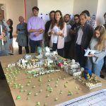 Los alumnos de arquitectura de la UAH exponen una nueva visión sobre Nuevo Baztán