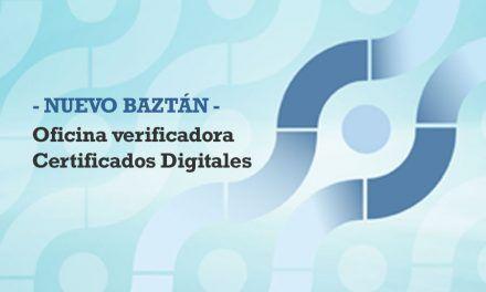 Verifica tu Certificado Digital (Persona física) en el Ayuntamiento de Nuevo Baztán