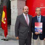 El Alcalde de Nuevo Baztán acude al acto de entrega del nuevo convenio BESCAM