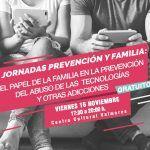El Ayuntamiento de Nuevo Baztán apuesta por la familia como principal sistema de apoyo en la prevención e intervención en adicciones