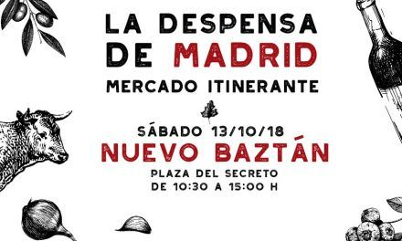 """Llega a Nuevo Baztán """"La Despensa de Madrid"""""""