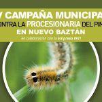 """IV Campaña Municipal contra la """"procesionaria"""" del pino en Nuevo Baztán"""