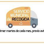 Servicio Municipal de recogida