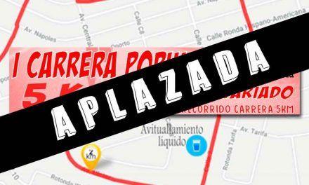 Cruz Roja Española en la Comarca de Tajuña organiza la I Carrera Popular por el Voluntariado