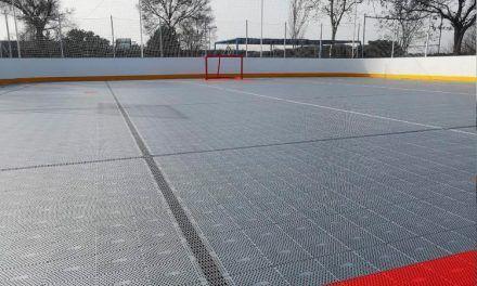 Adecuación de espacio deportivo en el Polideportivo Municipal