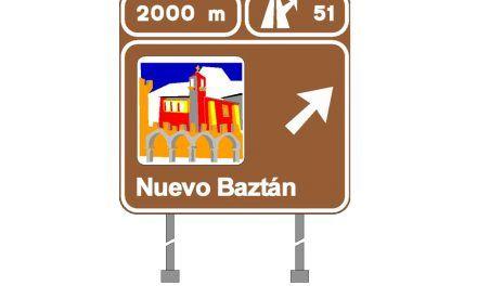 Nuevo Baztán consigue entrar en el sistema de señalización turística homologada (SISTHO)