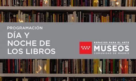 Día y Noche de los libros en los Museos de la Comunidad de Madrid