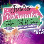 """Fiestas Patronales 2019 en honor al """"Santísimo Cristo del Socorro"""""""