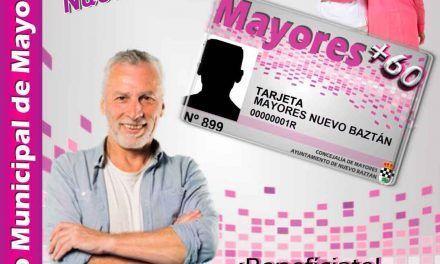 Vuelve la Tarjeta Mayores +60 Nuevo Baztán