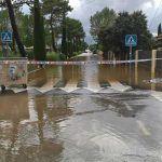 Información sobre las inundaciones en Nuevo Baztán