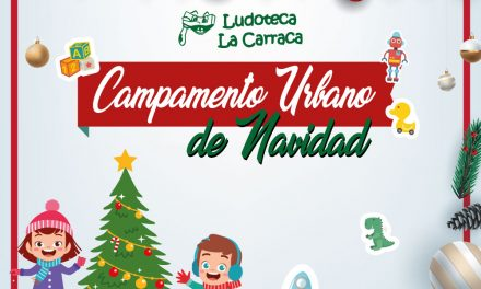 """Ya llega el campamento urbano de Navidad de la ludoteca """"La Carraca"""""""