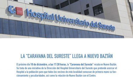 El Hospital Universitario del Sureste se acerca a Nuevo Baztán