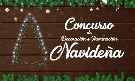 Primer Concurso de decoración e iluminación Navideña