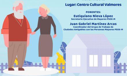 Ciudades Amigables con las Personas Mayores, un proyecto de futuro