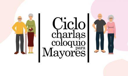 Ciclo Charlas Coloquio para mayores. Prevención ante la estafa y consejos de ahorro