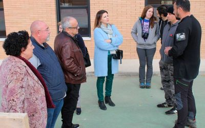 El Ayuntamiento y el CEIPSO Juan de Goyeneche apuestan por la conservación de las especies autóctonas